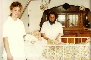 Erster Patient 1993