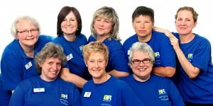 Palliativ Care - Inge Mirtschov, Monika Thomanek, Karin Pakosch, Sigrid Schulz, Katharina Banas, Anja Baloumis, Martina Klaue & Ursula Wulf